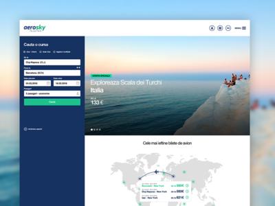 Flight search exploration exploration search plane flight userexperience ui ux web