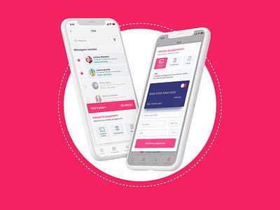 App Mobile app concept design app ux uiux ui app app ui