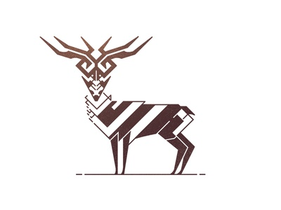 Deer / Concept 3