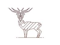 Deer / Concept 3 - Line