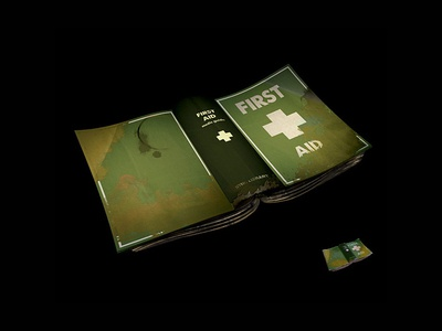 Fallout 2 // First Aid Book