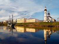 Arkhangelsk bay