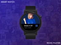 Smart Watch Music Player
