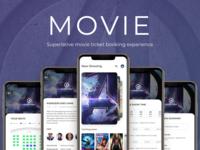 M O V I E - Movie Ticket Booking App