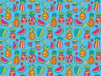 Ananas Pattern