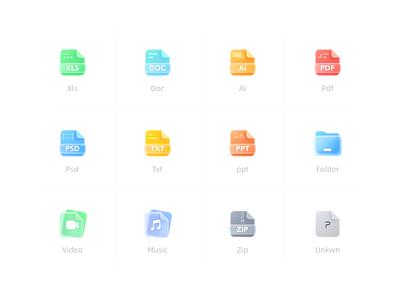 Document icon design 设计 品牌 sketch icon 插图 ui