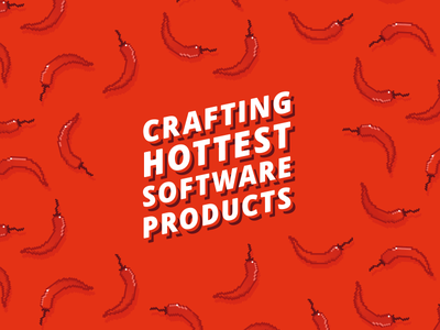 SpiceFactory notebook cover promo software stationary red pepper factory spice spicefactory