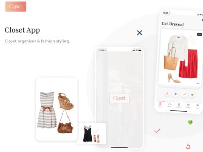 Closet - Wardrobe Management App