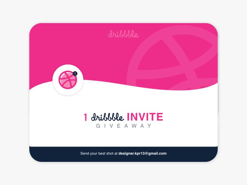 dribbble invite invitations invite giveaway design invitation dribbble invitation dribbble logo vector ux  ui illustration dailyui behance dribbble invite invite