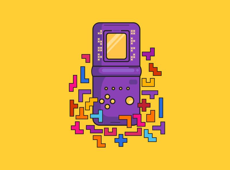 My Love ''TETRIS'' mockup boy girl colorful tshirt design tshirt tetris color artwork art design 2d art vector illustrator illustration flat 2d