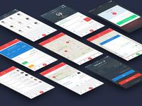 Peykyab iOS & Android Application