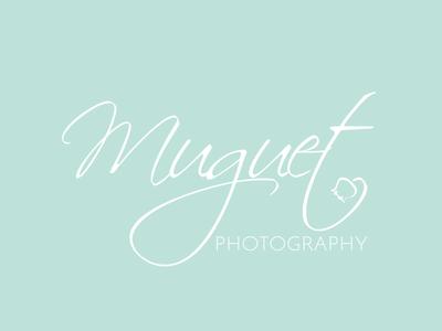Muguet Photography  branding logo design artist toronto photography muguet