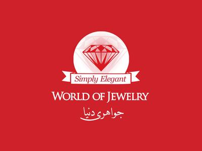 World Of Jewelry canada toronto brand jewellery diamond gold logo jewelry