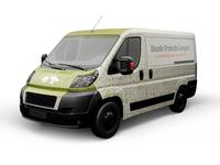 DDFL Vehicle Wrap