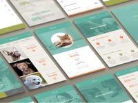Adopt A Pet App - Additional Screens