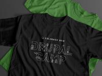 DrupalCamp Colorado Tee