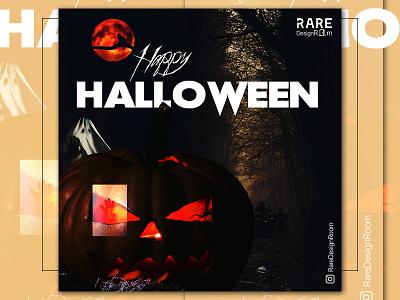 Happy Halloween instagram template instagram post social media templates social media banner typography poster spooky season spooky halloween design halloween flyer halloween party halloween