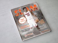 Sports Magazine Cover Showcase