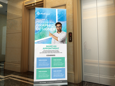 Business Standy business standy business man corporate banner banner ad poster business standee roll up banner banner standy standee
