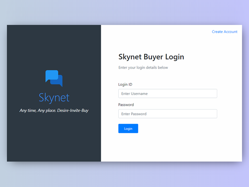 bootstrap css login form example