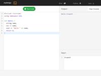 Online IDE integration