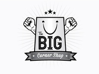 The Big Corner Logo