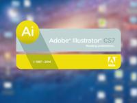 Flat Illustrator loader