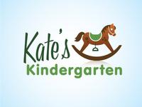 Kates Kindergarten Logo