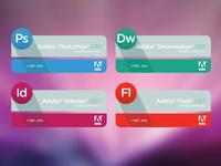 Flat Adobes
