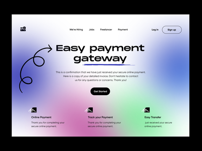 Payment Transfer Landing Page uiuxdesigner newdesign trending paymentsend herosection banner landingpage payment paymenttransfer ui uiux uiuxdesign typography illustration design
