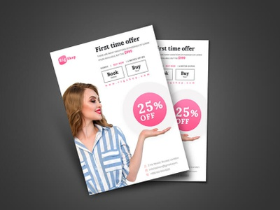 Free Fashion Flyer minimal free flyer free psd free flyer design freebies freebies psd free flyer free simple flyer free western fashion free ladies fashion free women fashion free modern fashion free template