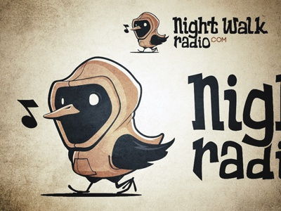 Night Walk radio