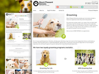 Mount Pleasant Kennels Grooming Page