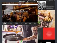 Mad Ltd - Restaurant website