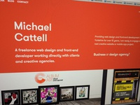 Michael Cattell Design Ltd getting a revamp :D