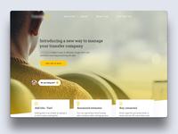 Big Website (Full) Header