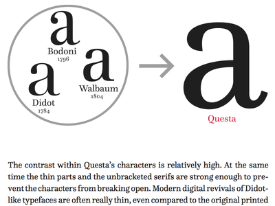 The story behind The Questa Project