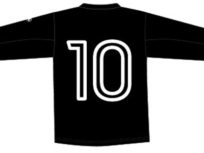Soccer shirt numbers