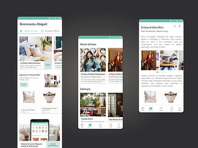 E-commerce App Redesign Challenge #2 ecommerce redesign app design challenge design ux ui
