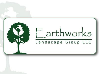 Earthworks Landscape Logo