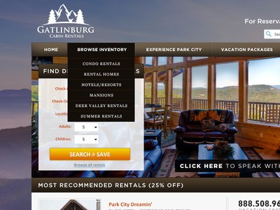 Gatlinburg web web design