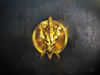 Zerg Skull Coin