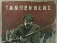 Tannenberg - The Eastern Front world war 1 distress propaganda great war military ww1 poster design illustration logotype game