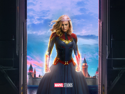 Captain Marvel minimal creative graphic design avengersendgame avengers comics captain marvel marvelcomics design