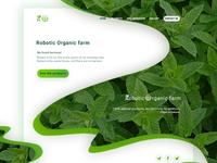 RoboticOrganic farm