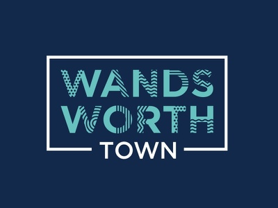 Wandsworthtown Council Branding logos branding-design design logo-design wandsworth branding