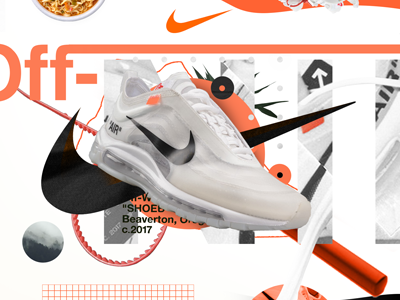 Off-White air max 97 Advertisement advertisement off-white nike