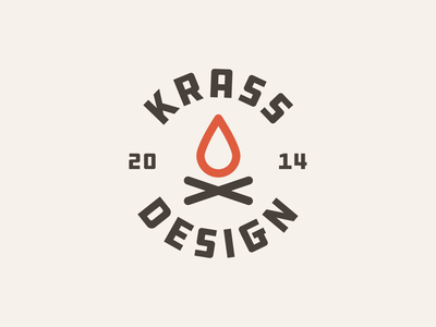 Logo for KRASS Design