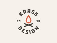 Logo for KRASS Design