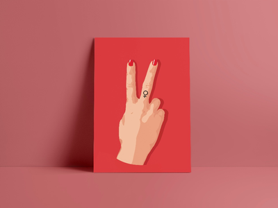 Two Fingers Up